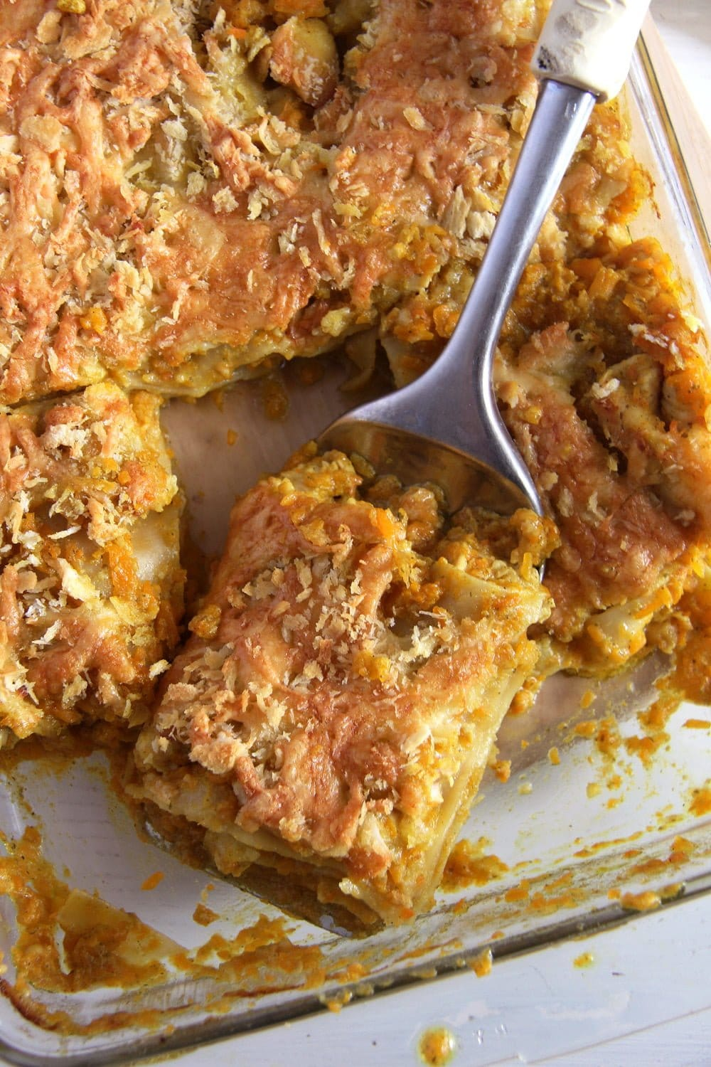 pumpkin lasagna Curried Chicken Lasagna with Pumpkin and Coconut Milk