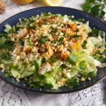 %name Autumn Pear, Celeriac and Walnut Salad with Cheese