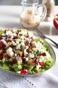 %name salad pomegranate