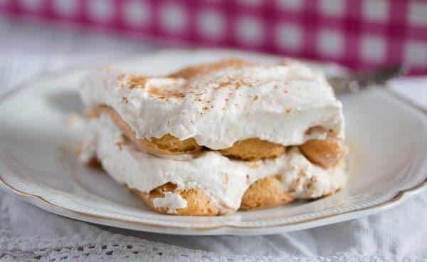 applesauce dessert 4 Apple Tiramisu – Applesauce Dessert Recipe with Mascarpone and Cinnamon