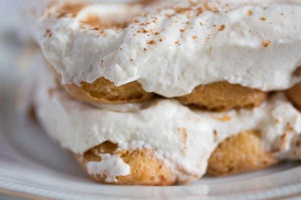 applesauce dessert 5 Apple Tiramisu – Applesauce Dessert Recipe with Mascarpone and Cinnamon