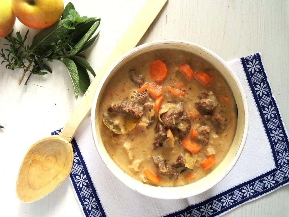 apple beef goulash Comforting and Tender Beef Apple Goulash