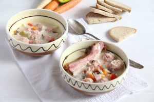 %name romanian pork soup