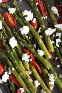 %name asparagus roasted tomato fe