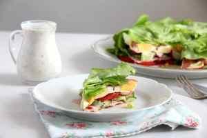%name salad torte