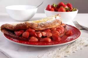 %name strawberry pancakes