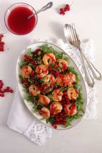 %name red currant salad
