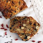 Trail Mix Apple Bread