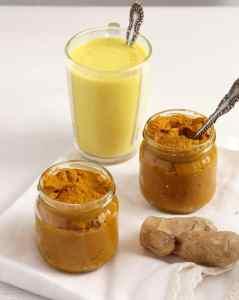 %name golden milk paste turmeric