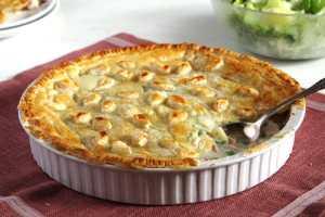 %name chicken ham peas pie
