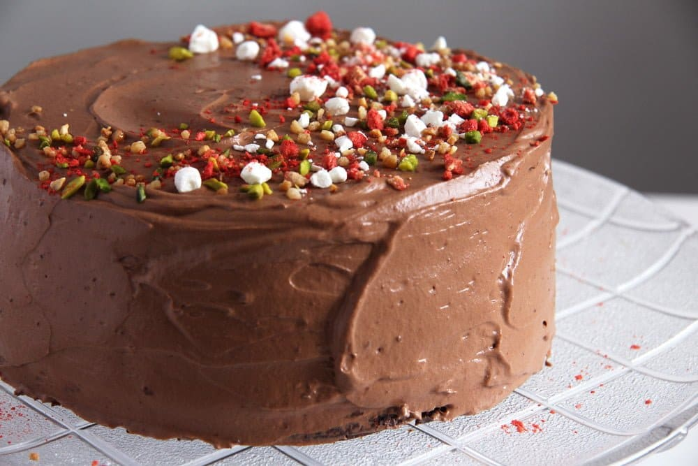 chocolate gateau cream 15 Favorite Cakes and Desserts
