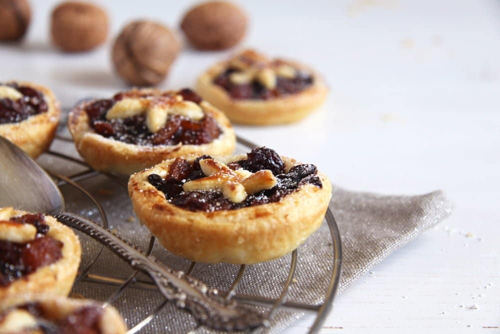 mince pie Fruit Mince Pies with Homemade Mince Pie Filling