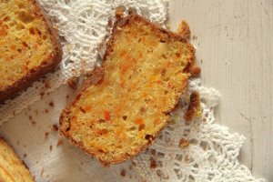%name pumpkin bread almonds