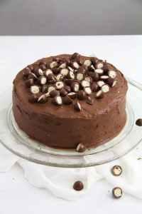 %name schoko bon cake