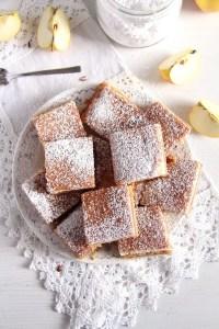 %name apple traybake cake