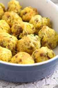 %name polenta balls cheese