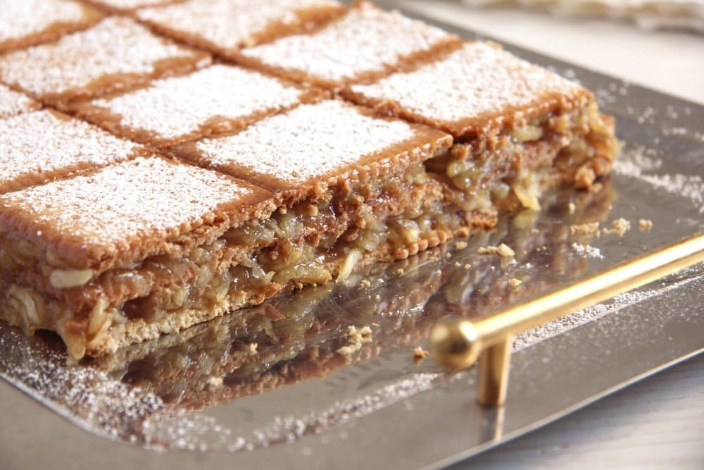 vegan biscuits cake Biscuit Apple Cake
