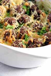 %name spinach casserolle meatball