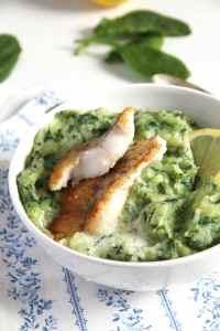 %name spinach potato mash