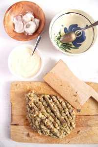 %name Romanian Roasted Aubergine/Eggplant Salad