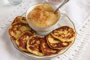 %name Easy Potato Pancakes or Fritters – Sweet or Savory