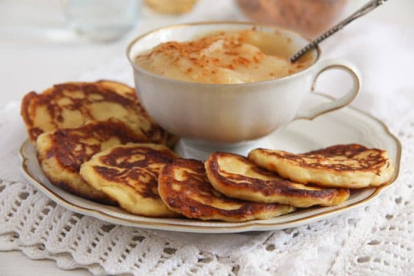 potato pancakes ed 3 Easy Potato Pancakes or Fritters – Sweet or Savory