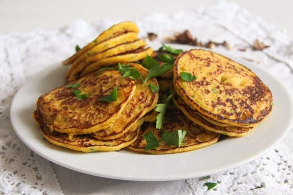 pumpkin fritters ed 3 Easy Savory Butternut Squash or Pumpkin Fritters