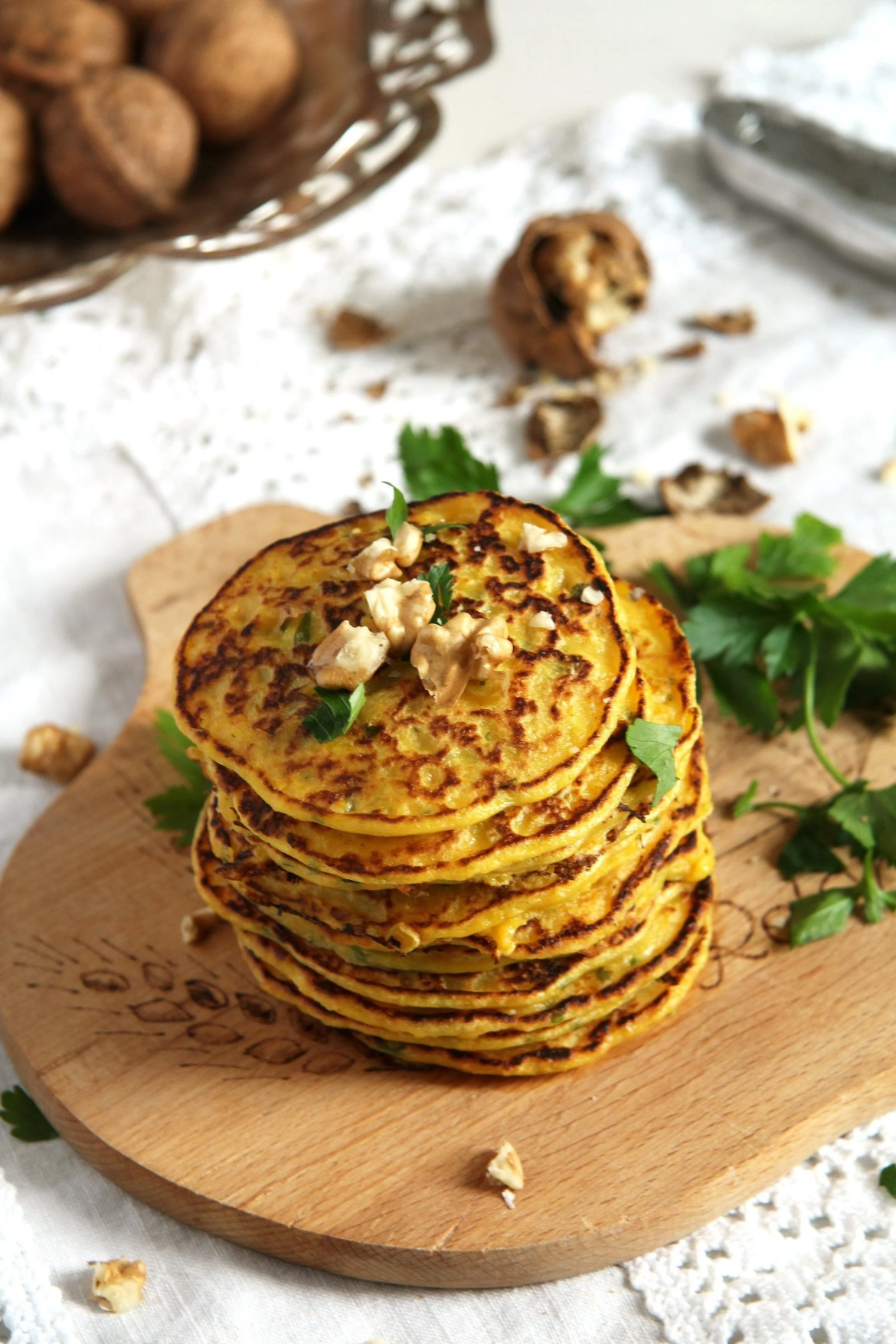 pumpkin fritters ed 5 Easy Savory Butternut Squash or Pumpkin Fritters