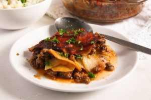 %name Easy Moussaka with Potatoes – Romanian Recipe