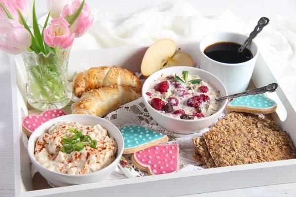 breakfast 1 8 Easy Multi Seed Crispbread with Oats and Spelt Flour