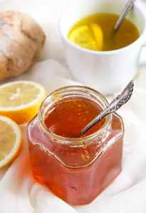 %name Delicious Jelly with Fresh Lemon and Clementine Juice