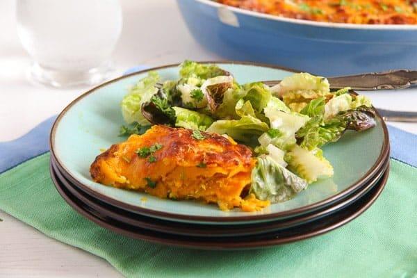 sweet potato stew 7 Easy Sweet Potato Gratin with Parmesan