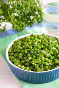 %name Green Peas with Butter and Onions – Simple Pea Side Dish