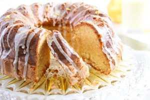%name Limoncello Cake with Lemon Glaze – Bundt Cake Recipe