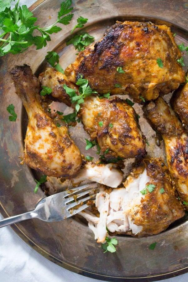 peri peri chicken 6 Peri Peri Chicken – Spicy Oven Baked Chicken – Portuguese Food