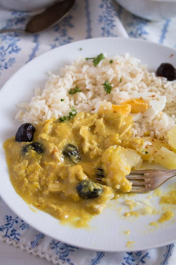 peruvian chicken recipe 6 Peruvian Chicken Recipe – Aji de Gallina   Peruvian Food