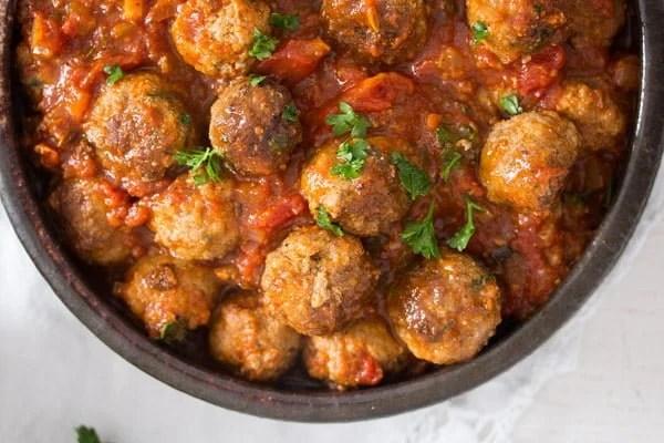 albondigas spanish meatballs 6 Albondigas – Spanish Meatballs in Tomato Sauce – Spanish Food