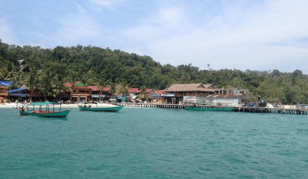 Paradise Perfection in Koh Rong - Cambodia