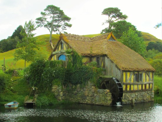 Discovering My Inner Hobbit In The Shire