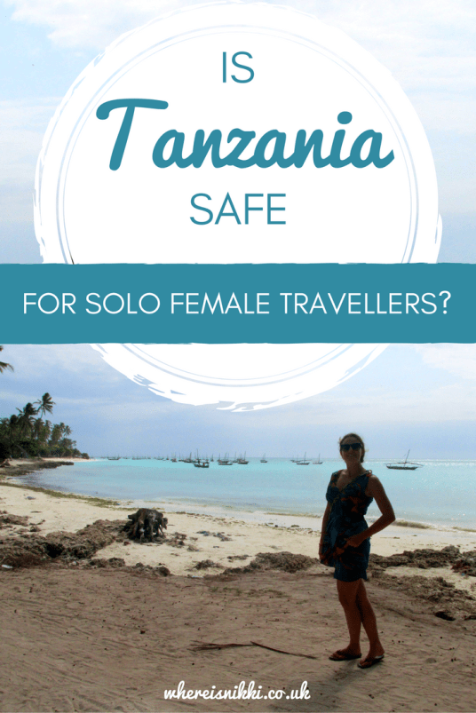 Is Tanzania Safe for Women Travelling Solo?