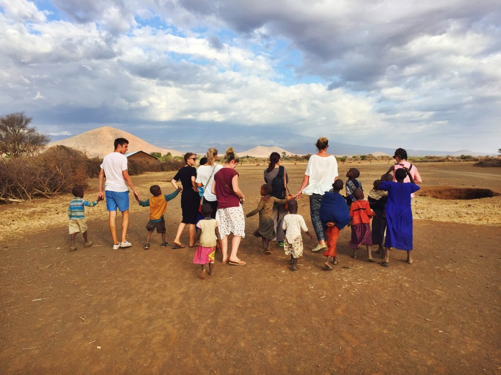 A Night Under The Stars In A Local Maasai Village