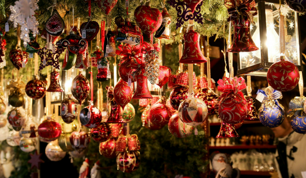 Go On A Christmas Market Road Trip