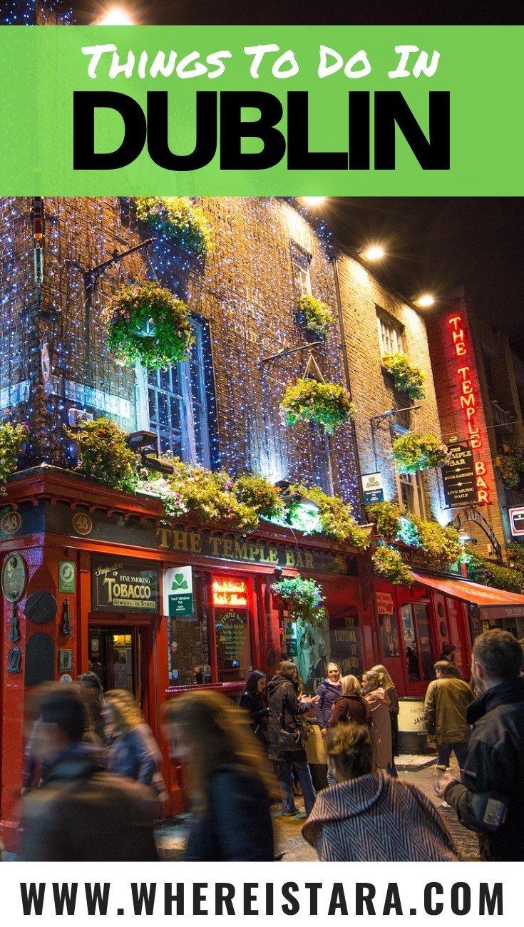 things to do in Dublin pin 2