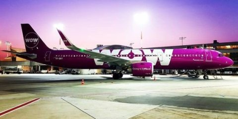 wow air review transatlantic