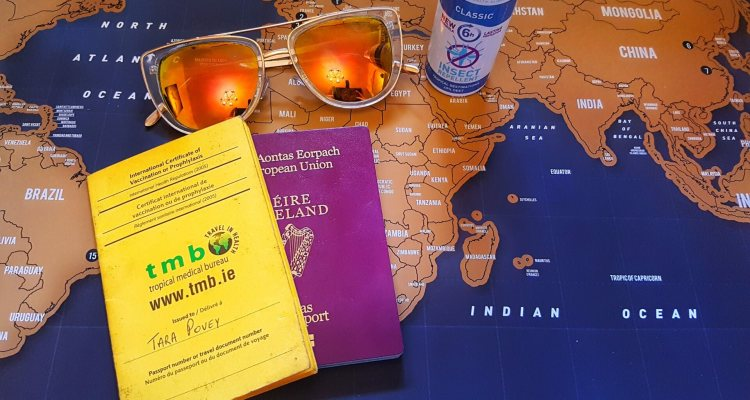 travel vaccination in ireland tropical medical bureau dublin where is tara povey top irish travel blog