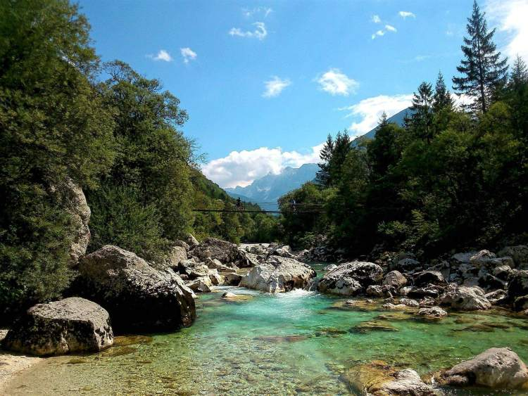 Soca Valley Slovenia must sees
