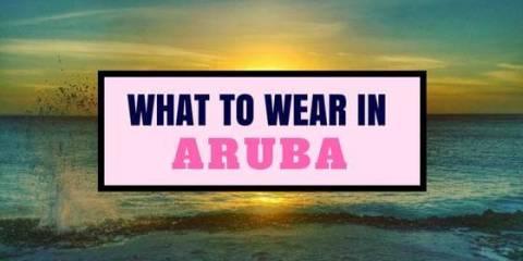 what to wear in aruba