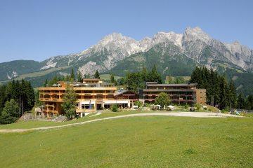 Forsthofalm hotel leogang austria