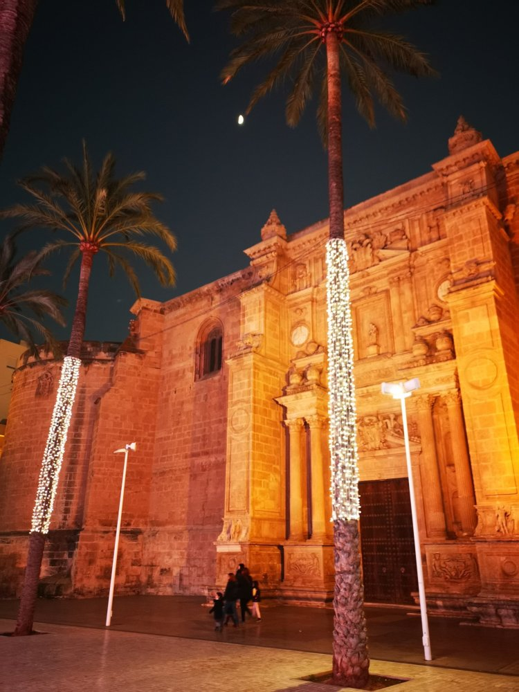 48 hours in Almería City Spain