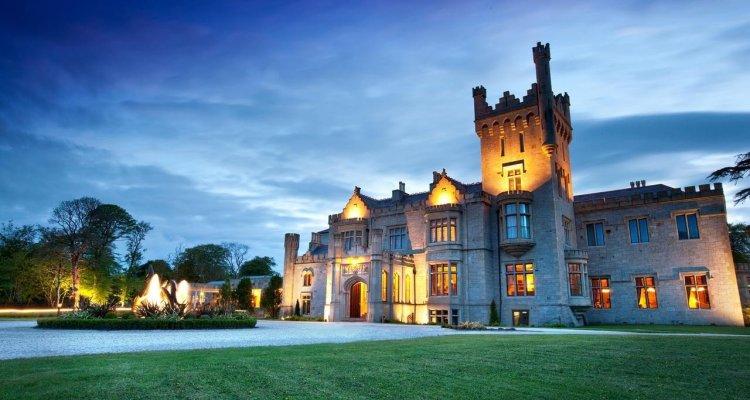 best castle hotels in Ireland Eske